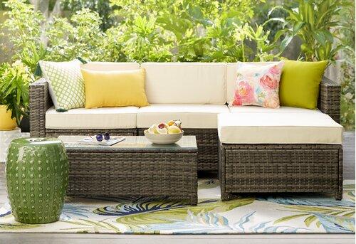 Green Patio Furniture Room Design Ideas Wayfair