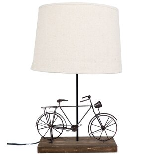 Dirt bike lamp wayfair bicycle 1772 table lamp keyboard keysfo