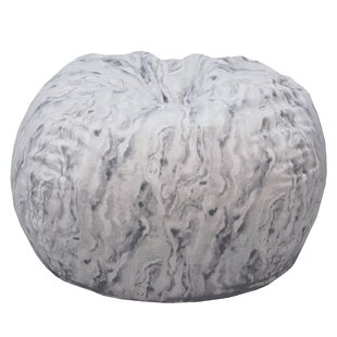 Marble Print Bean Bag Chair By Isabelle & Max