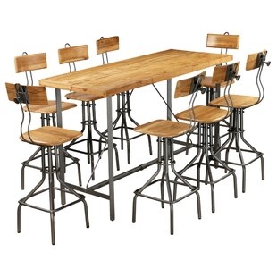 Panama Dining Set With 8 Chairs By Williston Forge
