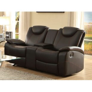 Shop Letson Reclining Loveseat by Red Barrel Studio