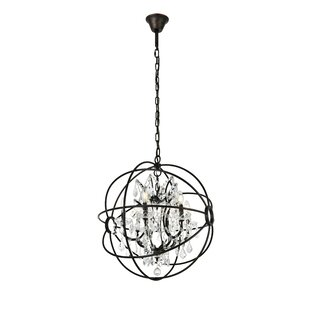 Svante 6-Light Globe Chand..