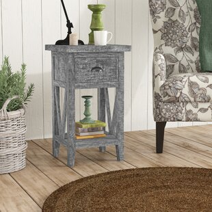 Taber End Table with Storage