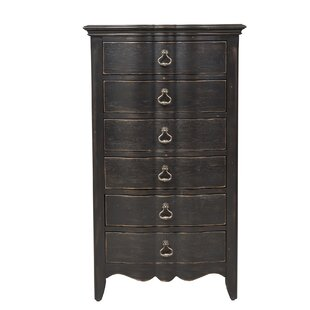 Bartow 6 Drawer Lingerie Chest