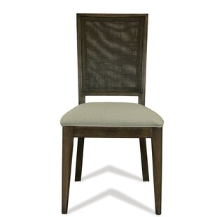 Gracie Oaks Hammonds Upholstered Dining Chair (Set of 2)