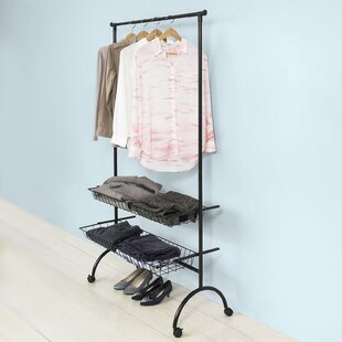 100cm Wide Clothes Rack By Symple Stuff