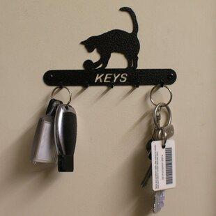 Centrahoma 15cm Key Holder By Brambly Cottage