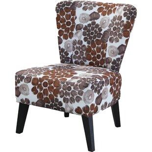 Charlton Home Briscoe Slipper Chair