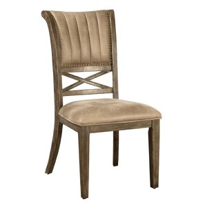 Burnvale Dining Chair (Set of 2) Loon Peak