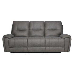 Charlton Home Rutter Reclining Sofa