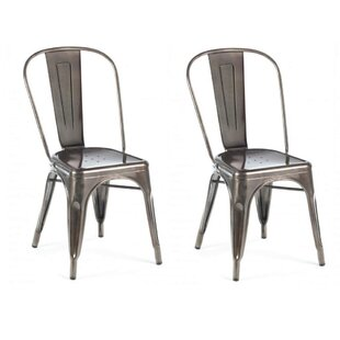 Ricci Dining Chair (Set of 2) Ivy Bronx