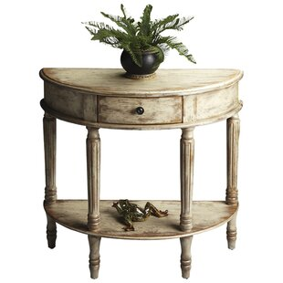 Dorine Console Table by World Menagerie