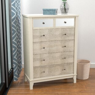 Willa Arlo Interiors Clementina 6 Drawer Chest