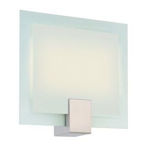 Compare prices Teague 2-Light Wall Sconce By Orren Ellis