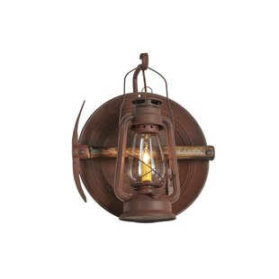 Meyda Tiffany 1-Light Outdoor Sconce