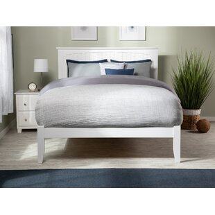 Read Reviews Kamryn King Platform Bed by Longshore Tides Reviews (2019) & Buyer's Guide