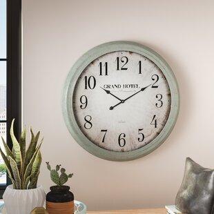 Horloges Murales Marque Ophelia Co Wayfairca