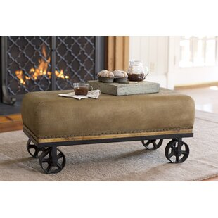 Plow & Hearth Upholstered Bench