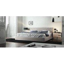 Madison Upholstered Platform Bed by Modloft