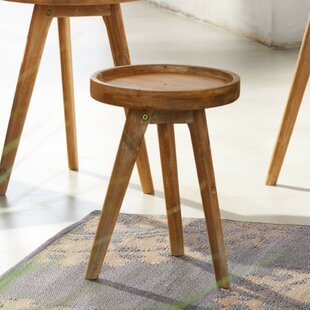 Denes Side Table By World Menagerie
