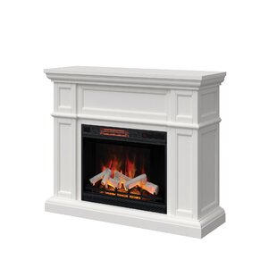 Roxane Wall Mantel Electric Fi..