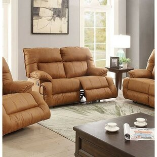 Shop Macalester Reclining Loveseat by Latitude Run