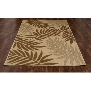 Coventry Brown Indoor/Outdoor Area Rug