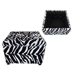 Velvain Zebra Storage Otto..