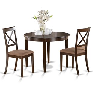 Hillhouse 3 Piece Dining Set Red Barrel Studio