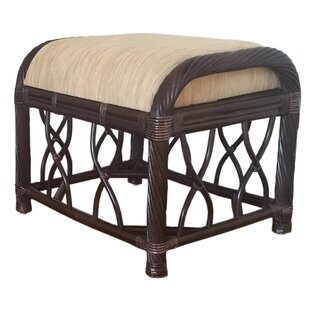 Jenny Ottoman by Rattan Wicker Home Furniture