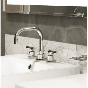 Symmons Dia Widespread Bathroom Faucet with Drain Assembly