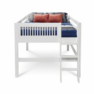 Big Save Isabelle Full Low Loft Bed by Viv + Rae Reviews (2019) & Buyer's Guide