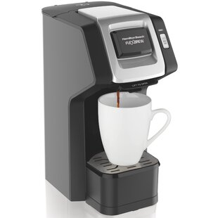 1-Cup FlexBrew® Serve Coffee Maker