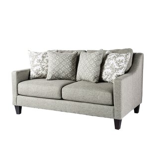 Shop Canby Stain Resistant Loveseat by Latitude Run