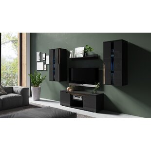 Woodyard Entertainment Unit For TVs Up To 50