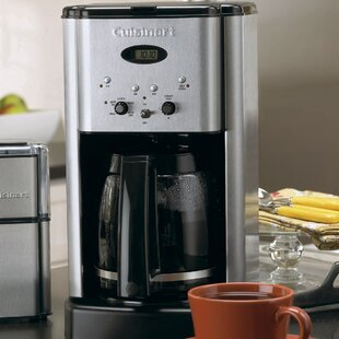Cuisinart 12-Cup Brew Central Programmable Coffee Maker