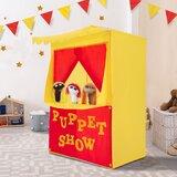 Kids Puppet Theatre Wayfair