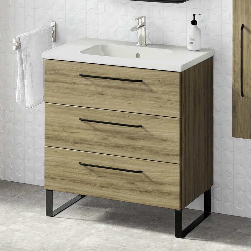 Latitude Run Dalhart 32 Single Bathroom Vanity Set Wayfair