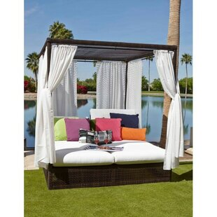 Montecito Daybed with Cushions by Woodard