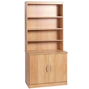 Kingston 2 Door Storage Cabinet With Hutch By Gracie Oaks