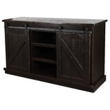 Sandin Solid Wood TV Stand for TVs up to 65 by Gracie Oaks