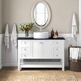 Barnhart 48 Single Bathroom Vanity Set by Rosecliff Heights