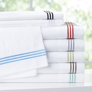 Affordable Stowe Sheet Set ByThe Twillery Co.