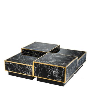 Concordia 4 Piece Coffee Table Set