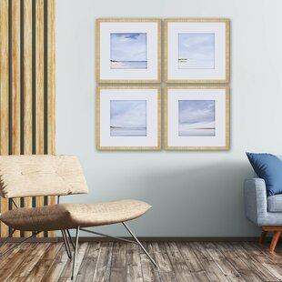 Beach Ocean Framed Wall Art Joss Main
