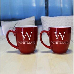 Pegram Bistro Coffee Mug (Set of 2)