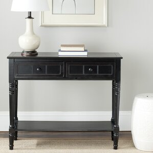 Black Console U0026 Sofa Tables | Wayfair