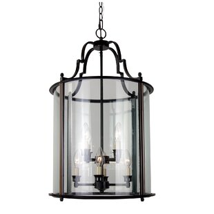 Williston Forge Metoyer 8-Light Foyer Pendant