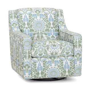Whetsel Glider Swivel Armchair by Charlton Home SKU:AE984781 Guide