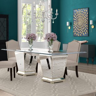 Roehl Rectangular Dining Table by Willa A..